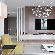 3 Light Interiors With Creative Pops Of Color Lighting
