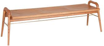 100 Em2 Design Cavalete Bench 3 Seats By EM2 W 200cm By Kelly Christian