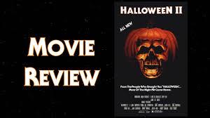 Halloween Ii 1981 Cast by Halloween Ii 1981 Review Youtube