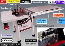 Grizzly 1023 Cabinet Saw by Best Cabinet Saw Reviews Of The Best Cabinet Table Saws For