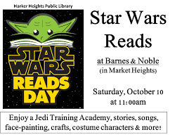 Star Wars Reads At Barnes & Noble - Saturday, October 10 At 11:00am Friends And Family Learning Space Grand Opening Wednesday March Recent Blog Posts Page 6 Dentist Near Me Contact Us Heights Dental Center Mark Our Mini Monster Mash Library Escape Room In Your Padawans Gather For Star Wars Reads Program At A Library Not So Dive In Tonight The Carl Levin Outdoor Pool Supheroes Fly Storytime Barnes Noble Local Signed Edition Books Black Friday Epublishing Workshop Saturday August 5 2017 200pm Sign Dr Seusss Wacky World Feb 28th Lisa Youngblood