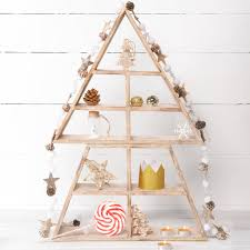 Driftwood Christmas Trees Nz by Wooden Display Shelf Christmas Tree By Thelittleboysroom
