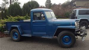 Find Of The Week: 1951 Willys Jeep Truck | AutoTRADER.ca Is The Jeep Pickup Truck Making A Comeback Drivgline For 7500 Its Willys Time Another Fc 1962 Fc170 Exelent Frame Motif Framed Art Ideas Roadofrichescom Stinky Ass Acres Rat Rod Offroaderscom 1002cct01o1950willysjeeppiuptruckcustomfrontbumper Hot 1941 Network Other Peoples Cars Ilium Gazette Thoughts On Building Trailer Out Of Truck Bed 1959 Classic Pick Up For Sale Sale Surplus City Parts Vehicles 1950 Rebuild Jeepforumcom