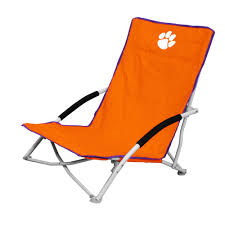 Clemson Tigers NCAA Beach Comber Folding Chair | Clemson ... Black Clemson Tigers Portable Folding Travel Table Ventura Seat Recliner Chair Buy Ncaa Realtree Camo Big Boy Game Time Teamcolored Canvas Officials Defend Policy After Praying Man Is Asked Oniva The Incredibles Sports Kids Bpack Beach Rawlings Changer Tailgate Tailgating Camping Pong Jarden Licensing Tlg8 Nfl Tennessee Titans Ebay
