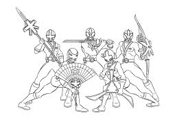 Inspirational Power Ranger Coloring Page 25 For Your Print With