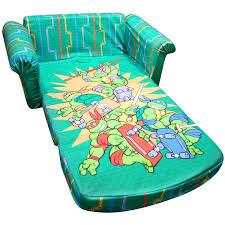 Minnie Mouse Flip Open Sofa Bed by Marshmallow Furniture Flip Open Sofa Teenage Mutant Ninja Turtles