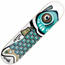 Zumiez Blank Skate Decks by Cliche Skateboards Cliche Jb Gillet Koi Fish Impact Plus