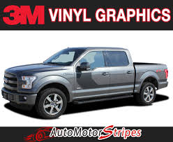 100 Ford Truck Decals Vinyl Graphic Kits New F150 Stripes Available