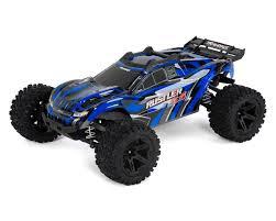 100 Traxxas Stadium Truck Rustler 4X4 110 4WD RTR Blue TRA670641
