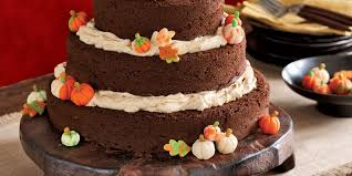 Desserts With Pumpkin Seeds by Best Pumpkin Spice Cake With Cream Cheese Icing And Salted Pumpkin