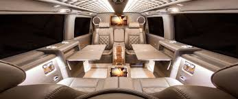 Luxury Conversion Vans And The Modern Traveling Sal