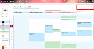 fice 365 Weekly Feature 4 OWA Calendar — Tools for Calendar