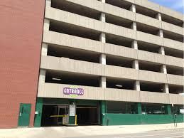 LoDo Parking Garage Parking in Denver