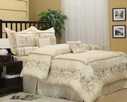 King Bed Comforters by Amazon Com Nanshing Vivian Cal King 7 Piece Jacquard Comforter