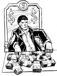 Scarface Tattoo Design By Chrisrubenstahl On Clipart Library