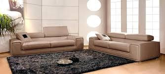 canap et fauteuil assorti canape en cuir 3 places canapac 2 pouf oasi sofa croute de