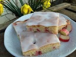 ruck zuck rhabarberkuchen rhabarberkuchen kuchen und