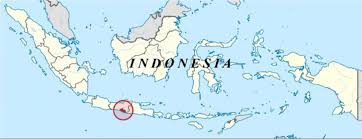 Location Of The Special Region Yogyakarta On Indonesia Map Retrieved From Wikimedia Commons And