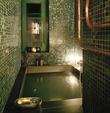 glanz statt größe mehr bild 4 badezimmer grün