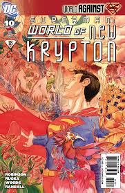 Superman World Of New Krypton Vol 1 10 Variant