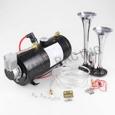 12v Air Compressor With 3 Liter Tank For Air Horn Train Truck RV ... Mtb Mountain Road Cycling Bicycle Alarm Bell Bike Horn 14 Chrome Car Train Truck Air Electric Solenoid Valve Stebel Nautilus Compact 12volt 300hz Deep 110d Lorry Trumpet Scania Volvo Daf Man Iveco 3d Model Duplex Airhorn Cgtrader Rin 12v Boat 178db Compressor Dual Tone 194856 F1 F100 Ford Retrolook Chrome Exterior 14inch Metal Pcwizecom Truhacks Model 411 Single Roof Mount Kleinn Horns By Grover Emergency Marine