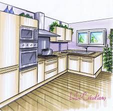 cuisine au milieu de la cuisine au milieu de la 3 cuisine en l le de elise