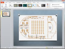 Floor Plan Template Powerpoint by Free Office Plan Templates For Word Powerpoint Pdf