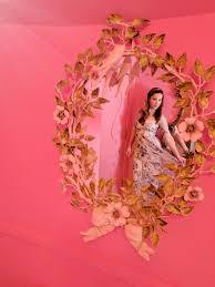 Madonna Inn California Mens Bathroom by Adrianna Papell Red Carpet Worthy Gowns At Madonna Inn Lookbook