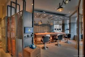Interior Barbershop Design Ideas Small Beauty Parlour Designs