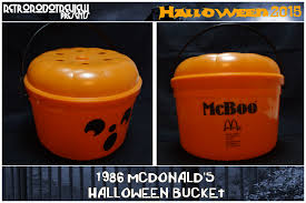 Mcdonalds Halloween Buckets by I U0027ve Got A Problem And It Starts With A Bucket