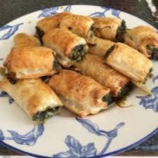 baked canapes vegetarian canapés all recipes uk