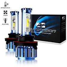 automotive led headlight bulbs h13 cree led conversion