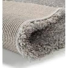 benuta hochflor shaggyteppich grau 300x400 cm
