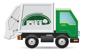 Garbage Truck Free Svg #24314 - Free Icons And PNG Backgrounds