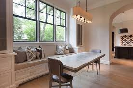 17 Dining Room Built In Bench Enchanting And