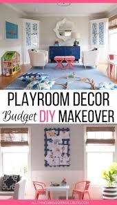 The Cutest Playroom Decor Makeover All DIYs