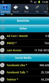Webmaster by Powerful Webmaster Tools Android Apps On Google Play