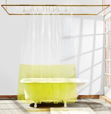 Shower Curtain Ideas For Small Bathrooms This One Tiny Tweak Will Make Your Small Bathroom Look So