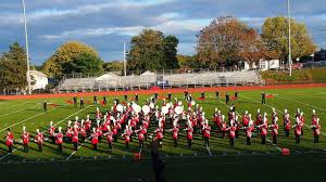 Boyertown Halloween Parade 2015 by Boyertown Middle Marching Band Manhattan Beach 2017