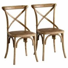la redoute chaises de cuisine chaise bistrot redoute