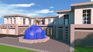 Minecraft Living Room Ideas Xbox by Minecraft The Modern House By Popliop On Deviantart Minecraft