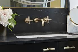 Kohler Purist Faucet Gold by 2016 Kips Bay Show House Home Tour Kohler Ideas