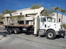 100 National Boom Truck 26 Ton 9103A