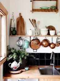Creating A Beautiful Bohemian Kitchen On Budget From Moon To Copper PansCopper UtensilsCopper AccessoriesCopper