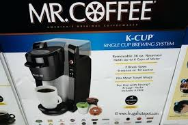 Mr Coffee One Cup Maker Sale K Single Brewing System