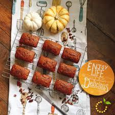 Libbys Pumpkin Muffins Chocolate Chips by Chocolate Chip Pumpkin Mini Loaves Sweet Lemon Made