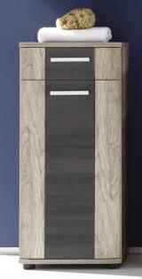 badschrank monti eiche touchwood badezimmerschrank 40 x 90 x 32 cm