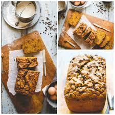 Healthy Chocolate Pumpkin Desserts by Healthy Chocolate Chip Pumpkin Bread Healthy Seasonal Recipes
