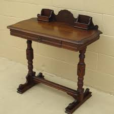 Drop Front Writing Desk by Antique Writing Desk Console Table Antique Furniture