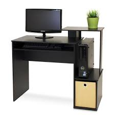 Computer Desk Grommets Staples by Furniture Wildon Home A Home Office Computer Desk And Bin Reviews